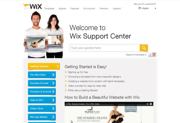 Wix Review | Top 5 Website Builders | Websitebuilder.net